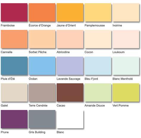 nuancier peinture cuisine einfach castorama couleur peinture avec nuancier colours