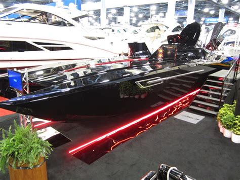 Mti Ufo Boat by Miami Boat Show And Randoms