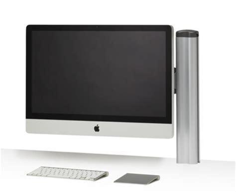 vesa desk mount imac apple imac nu met vesa aansluiting zonder voet leverbaar