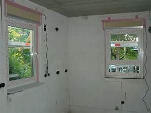 Elektroinstallation Im Haus : tag 34 elektroinstallation fenstermontage ~ Lizthompson.info Haus und Dekorationen