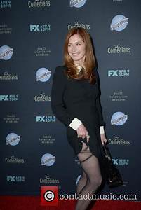 Dana Delany - Premiere of FX's 'The Comedians' | 8 ...