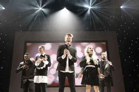 Pentatonix Performs For Nbc Christmas Special