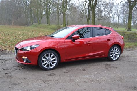 mazda2 sports line test mazda3 sports line skyactiv g 165 der tiger unter