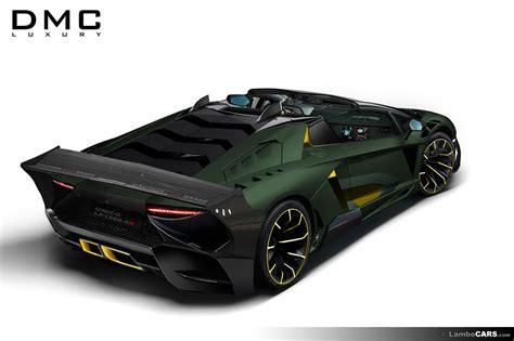 The Multi Million Dollar Aventador Lp1200 R Concept From