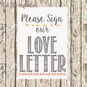 have a wooden letter for your guests to sign as a guest With how to make a wooden letter guest book