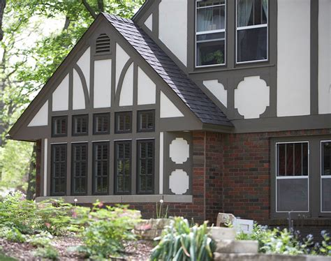 get the look tudor style traditional home