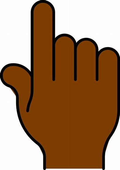 Pointing Hand Clipart Clip African Finger Hands