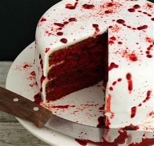 Halloween Rezepte Kuchen : halloween kuchen achtung ein leckerer vampiralarm ~ Lizthompson.info Haus und Dekorationen