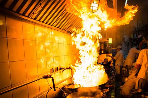 How Restaurant Fires Start — And How To Prevent Them  Eater