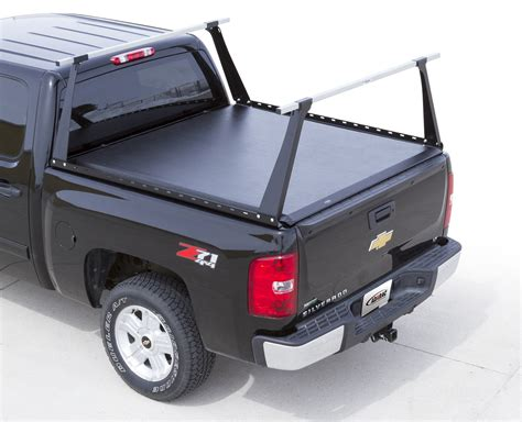 truck bed rack truck bed covers with rack bangdodo