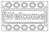 Coloring Welcome Colouring Daddy Preschool Freecoloring Balloons sketch template