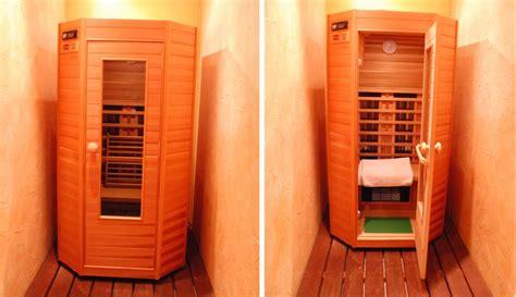 wärmekabine oder sauna infrarotkabine w 228 rmekabine wellf 220 hl gottfried reiter