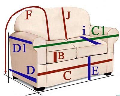how to measure a sofa how to measure your sofa for a custom made slipcover