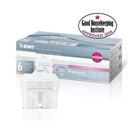 It's everywhere and we don't give it a second thought. BWT Best Water Technology Longlife Mg2 Cartridges - 6 Pack ...