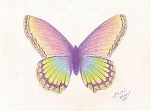 18+ Butterfly Drawings, Art Ideas   Design Trends ...