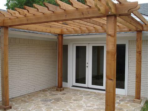 flip flagstone patio pergola it s great to be home