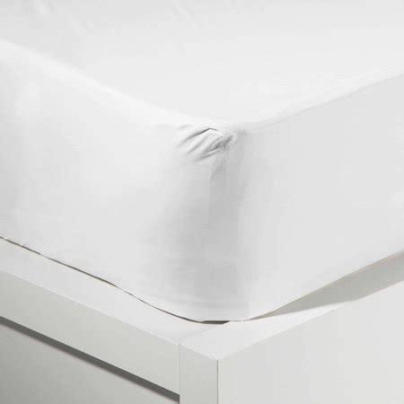 mattress protector walmart mainstays waterproof fitted vinyl mattress protector