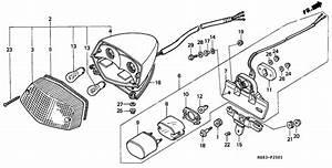 Wiring Diagram Honda Nv400