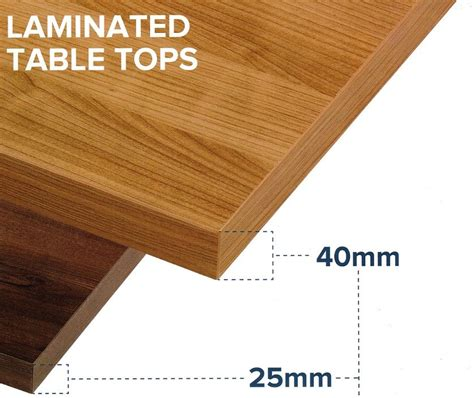 mm  mm square mm contract laminate table top