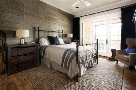 rustic modern bedrooms rustic texas home with modern design and luxury accents