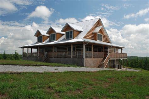 hunting lodge traditional exterior nashville  noble johnson architects houzz