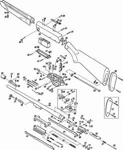 Browning Bar Mark Ii Semiautomatic Rifle