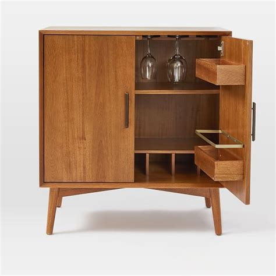 west elm bar cabinet mid century bar cabinet small west elm