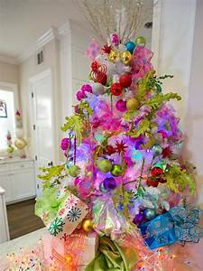 45, Colorful, Christmas, Tree, Decorations, Ideas