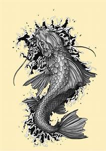 Free Downloadable Tattoos Coy Fish Tattoo Kinds Of Tattoos ...