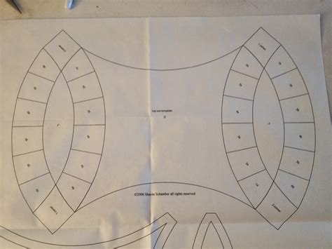 Double Wedding Ring Quilt Pattern Paper Pieced   Templates : Resume Examples #Q4Ge9OBGR9