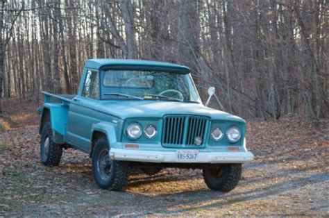 jeep gladiator 1971 vintage monday the jeep gladiator and its pickup