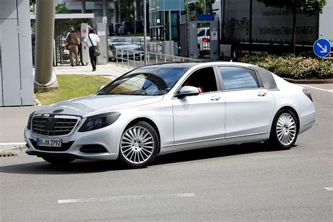 As of 2014, the s600 guard is the first vehicle in the world to be certified for the highest ballistics protection class, and that says a lot about mercedes' advancements in the business. Spyshots: 2015 Mercedes S600 Pullman With Minimal Camo - autoevolution