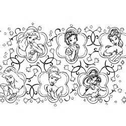 HD wallpapers coloriage princesse a imprimer
