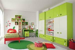 Mobilier Chambre Enfant : chambre pour enfant quel mobilier de rangement installer des conseils pour la d coration ~ Teatrodelosmanantiales.com Idées de Décoration