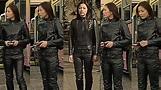 Asaka Seto - Leather Jeans and Jacket - YouTube