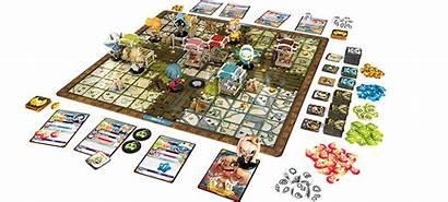 Krosmaster Board Arena Games Quest Tomorrow Gateway