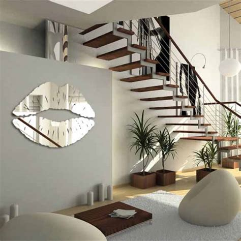 stylish wall mirror designs  adorn  modern