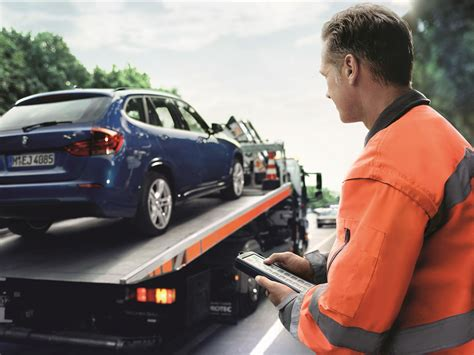 Bmw Roadside Assistance Phone how would bmw s new roadside assistance and