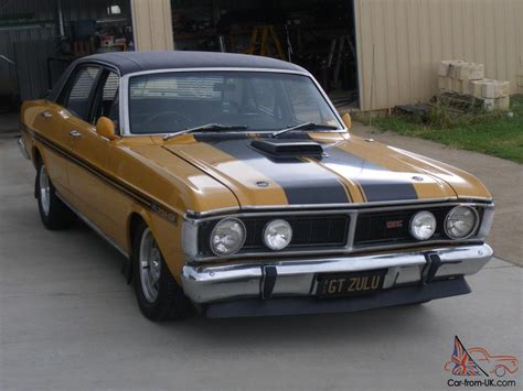 Ford Fairmont Xy Gt 1972 Sedan In Gracemere, Qld