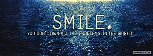 Facebook Covers Quotes About Smiling. QuotesGram