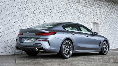 Bmw 8 Series Coupe Photo by Bmw 8 Series Gran Coupe 2020 Motor1 Photos