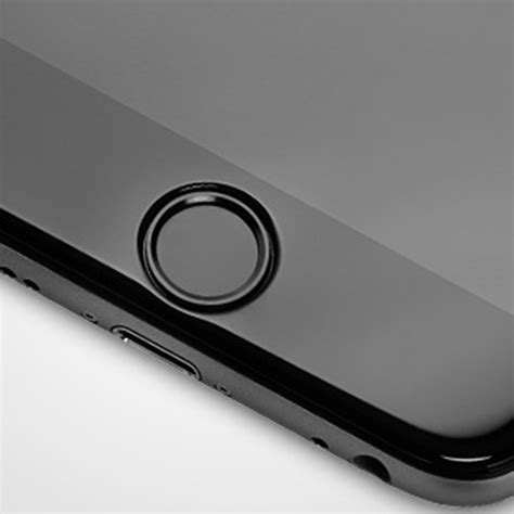 iphone home button sticker support touch id home button fingerprint sticker for apple