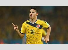 James Rodriguez Top 10 Goals Colombian Ace YouTube