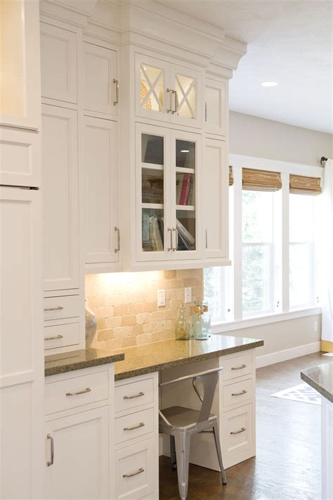 office kitchen cabinets 58 best images about kitchen desks on built in 1154