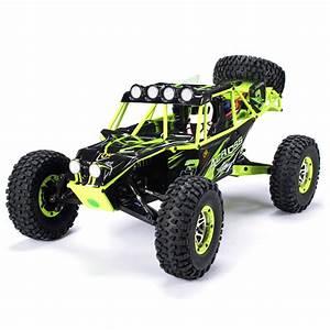 Rc Auto : wltoys 10428 1 10 2 4g 4wd rc monster crawler rc car with led light alex nld ~ Gottalentnigeria.com Avis de Voitures