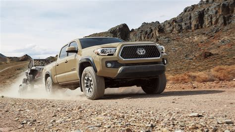 2019 Toyota Tacoma Off Road Uhd Wallpaper  Latest Cars