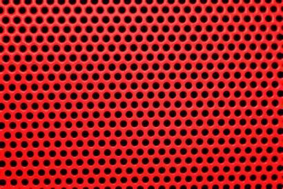 Mesh Texture Holes Bright Round Metal Background
