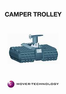 Camper Trolley Installation And User Guide