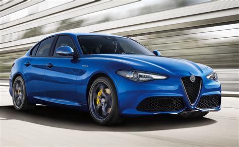 Sporty Alfa Romeo Giulia Veloce Variants Added To Lineup
