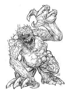 The Doodles Designs Art Christopher Burdett Claw